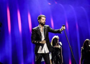 Eugent Bushpepa tregon se çfarë e çuditi në Eurovision