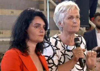 Gruaja me kancer, që u përplas me badigardët e Metës, i ankohet LIVE Ramës
