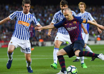 Barcelona e mbyll sezonin me 99 gola, fitore minimale ndaj Sociedad