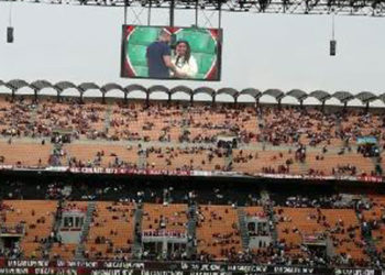 Propozim special për martesë para ndeshjes Milan-Fiorentina