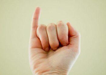 Gjatësia e gishtit të vogël, tregon shumë për ju