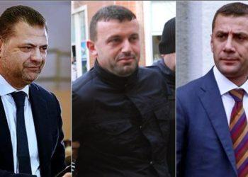 8 muaj burg për Tom Doshin, Mark Frrokun dhe Durim Bamin