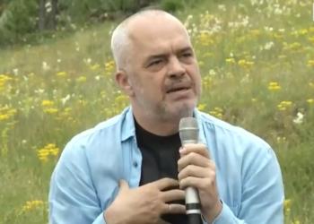 """""""Në Lurë ka ardhur vetëm Mehmet Shehu"""", Rama: Ishalla do shkojë ndryshe puna ime"""