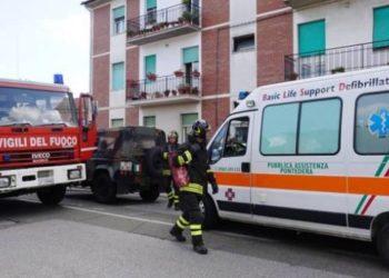 """""""Do hedh pallatin në erë"""", çmendet shqiptari në Itali"""