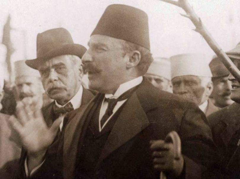 Esat Pasha kishte parfum me emrin e tij