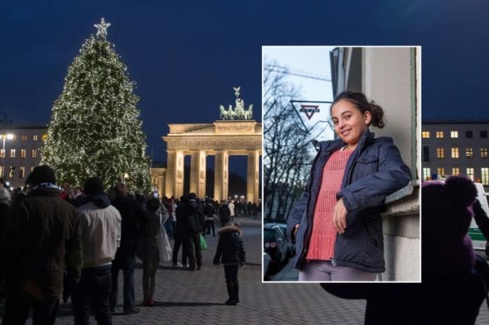 Xheneta, refugjatja nga Kosova që do të ndez dritat festive në Berlin