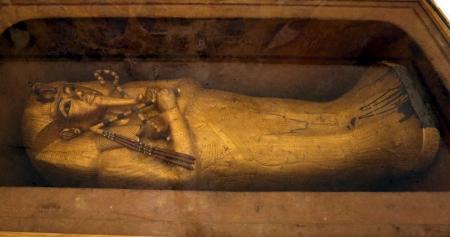 Gjendet dhoma e fshehtë në varrin e Tutankhamunit
