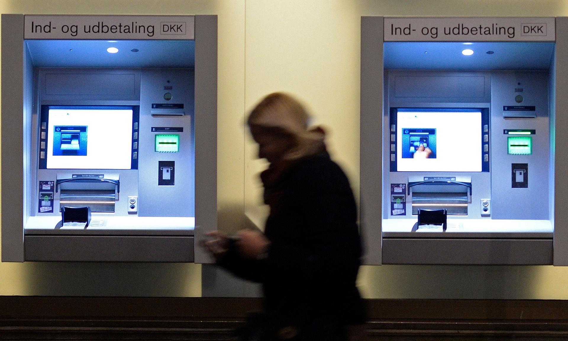 Danezët ndahen nga pagesa me para në dorë