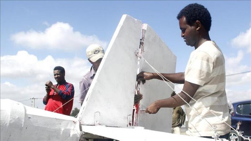 Etiopiani ndërton avion!