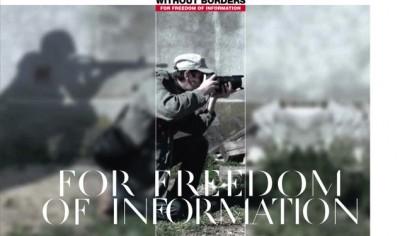 54 gazetarë po mbahen peng në gjithë botën