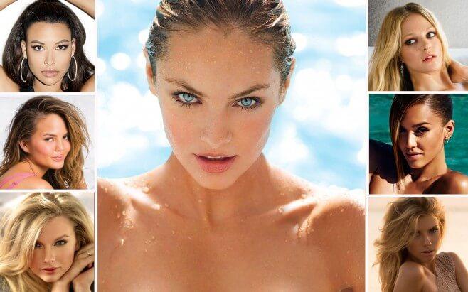 10 femrat më të bukura gjatë vitit 2015