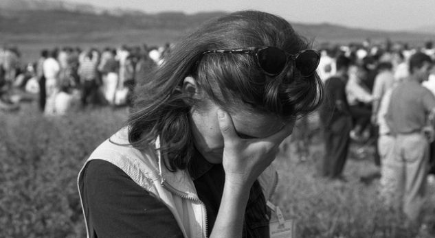 Lufta në Kosovë, në sytë e fotografes gjermane