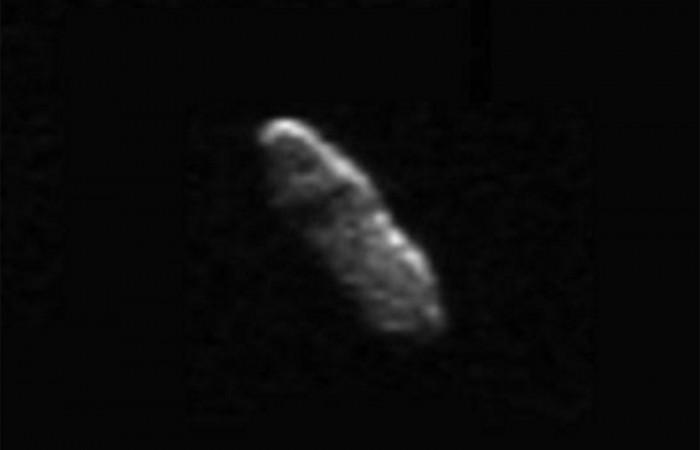 Ky asteroid do të godasë tokën natën e Vitit të Ri