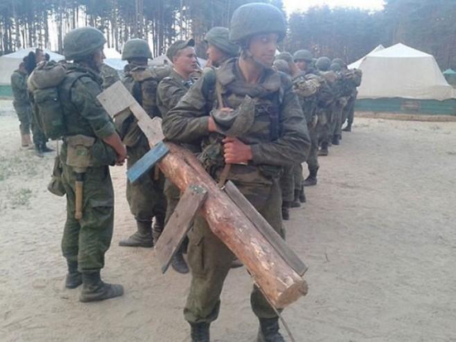 Kështu dënohen ushtarët në Rusi!