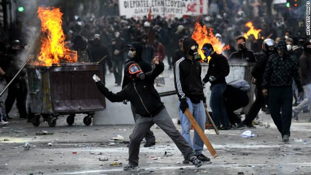 Greqi, manifestime kundër reformës së pensioneve