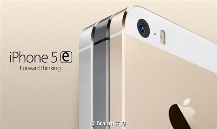 iPhone 5e, telefoni i ardhshëm mini i Apple