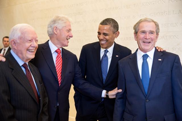 nofkat sekrete të presidentëve amerikanë