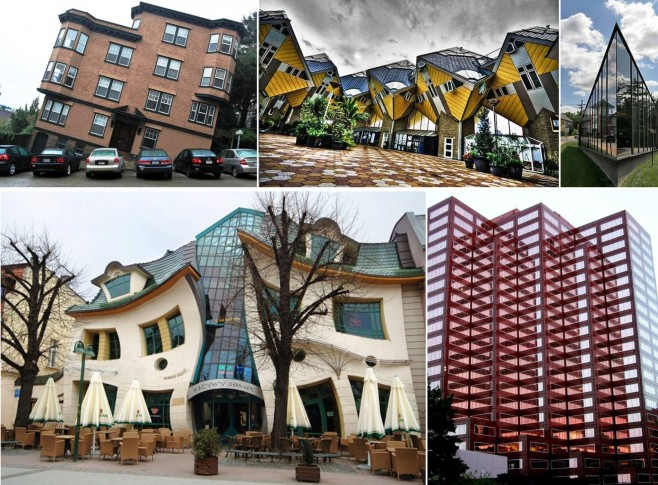 25 projekte të 'çmendura' të arkitektëve