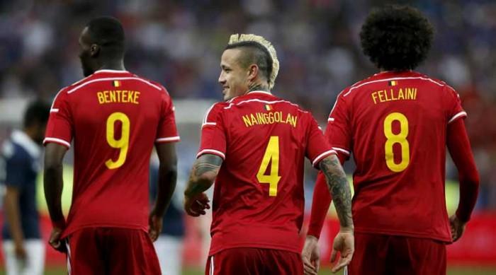 Klasifikimi i FIFA , Belgjika kryeson edhe në janar