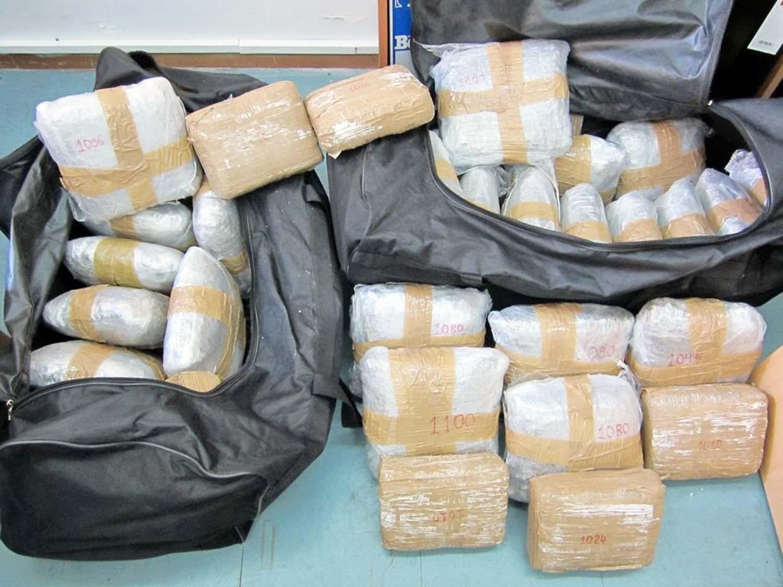 Trafiku i drogës, katër të arrestuar në Elbasan