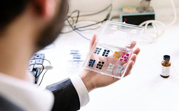 Krijohet ekrani për telefona që nuk konsumon energji
