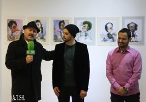 """""""Karikatura"""", çelet ekspozita e Endri Beqos"""