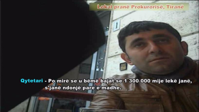 Korrupsioni, 21 mijë euro për të kaluar në dhomën e Këshillimit në Gjykatën e Lartë