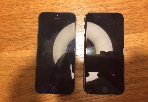 Publikohen pamjet e para të iPhone 5se