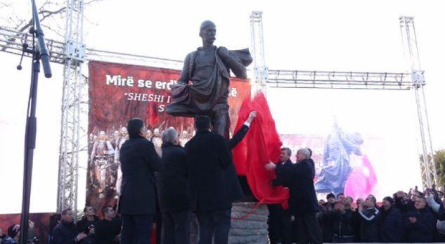 Vendoset në Saraj, përmendorja e heroit Isa Boletini
