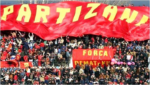 Fitojnë Partizani e Tirana, humbet Skënderbeu