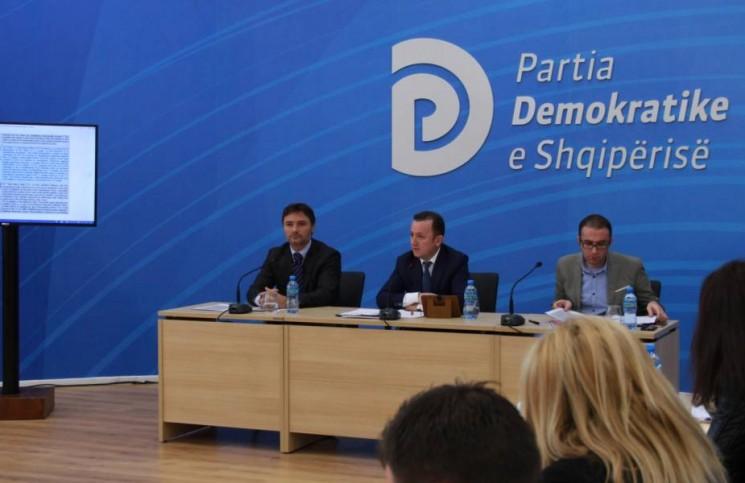 Halimi për Reformën: PS hodhi poshtë skemën e Venecias
