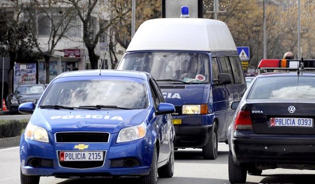 Merret peng një person në Tiranë, Policia e liron në kohë rekord
