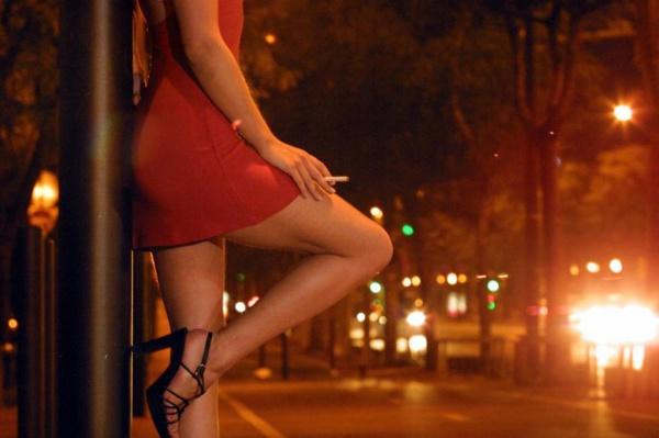Prostituta shqiptare në Bruksel