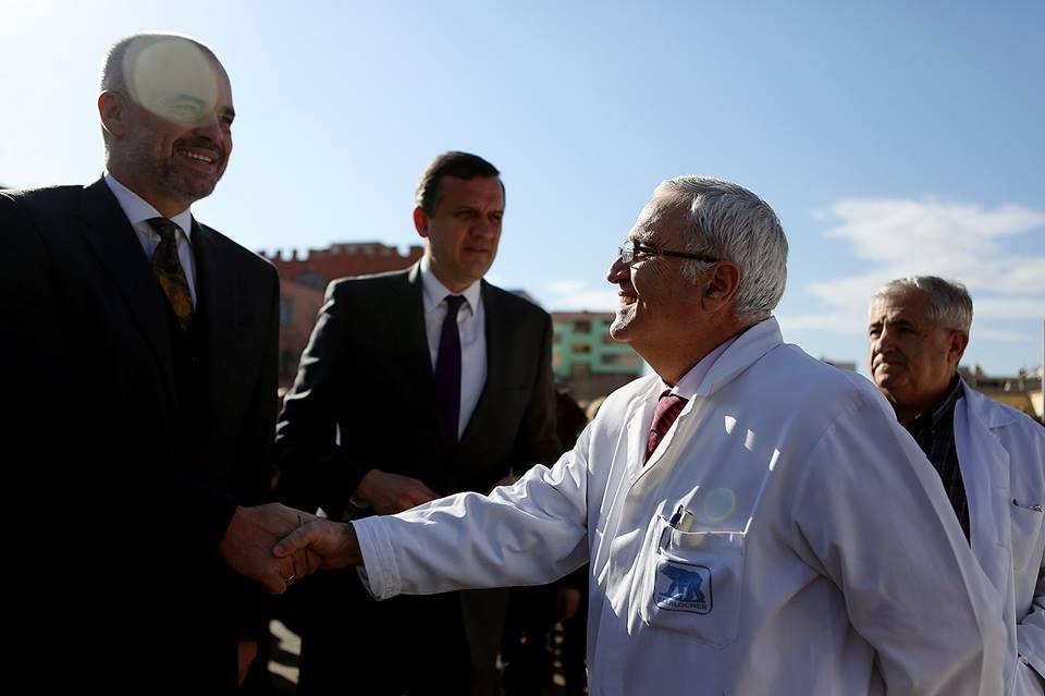 Kardiologjia e Beratit, 5.9 milionë lekë investime