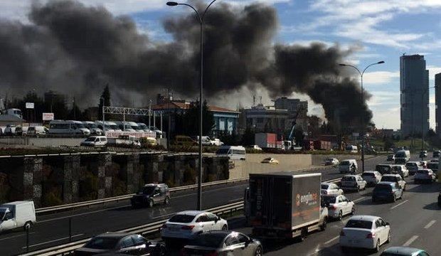 pamjet pas sulmit terrorist në Stamboll