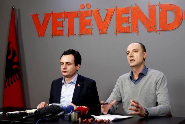 Vetëvendosje tubim në Tiranë: Zajednica ka karakter përjashtues