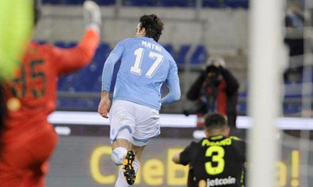 Lazio kthehet te fitorja, mund 5-2 Veronën