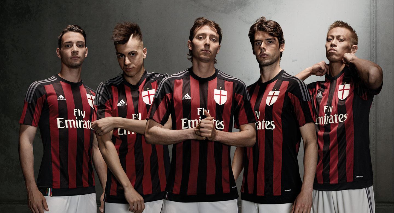 Milani largon tre futbollistë