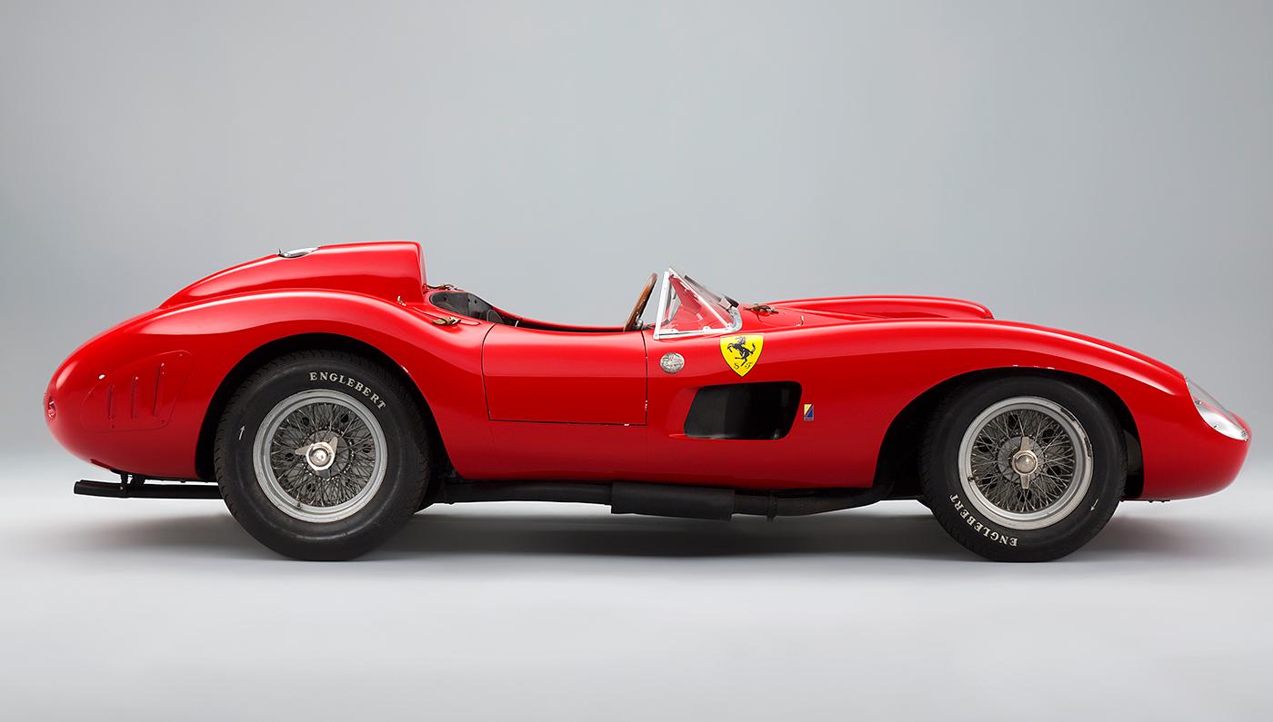 Një Ferrari Spider S thyen rekordin e shitjes