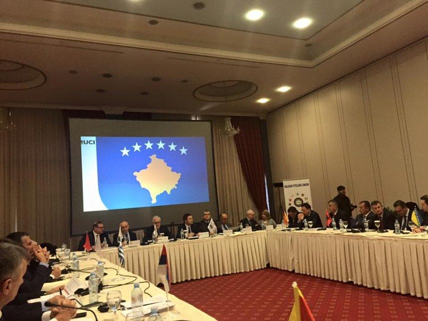 Kosova anëtarësohet në Unionin Ballkanik