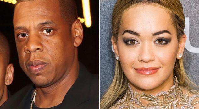 Jay Z padit Rita Orën