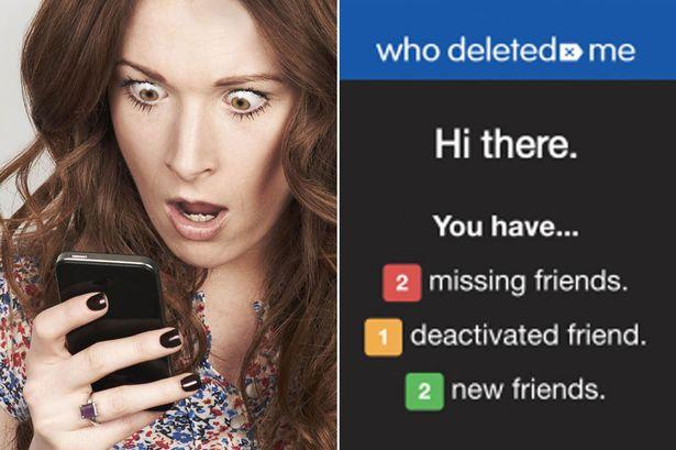 Kush ju ka fshirë në Facebook?