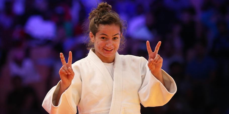 Kosova nderohet në Paris, Kelmendi merr medalje ari