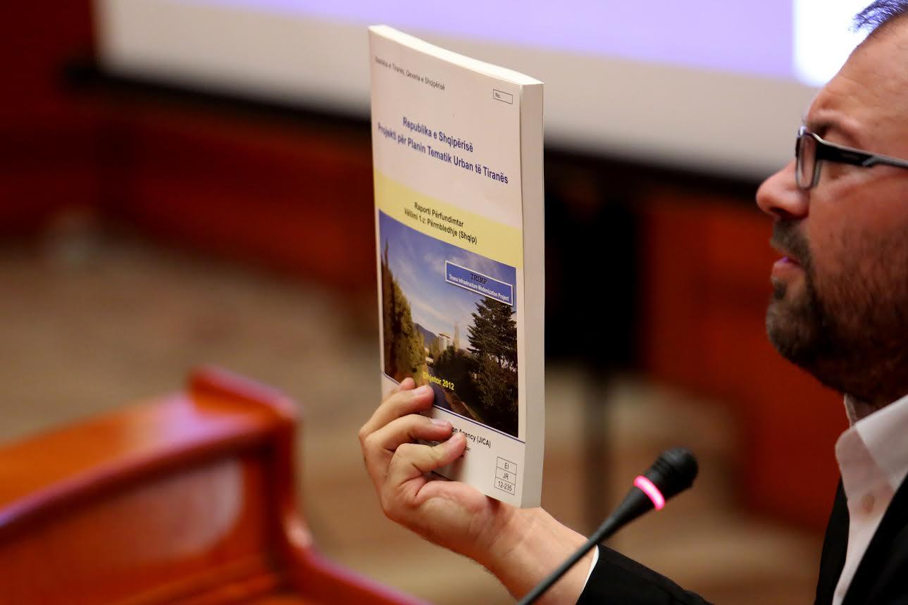 Mazniku: Parkingu nëntokësor i studiuar, nuk dëmtohet parku
