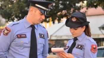 Policia me uniformë të re, elementë kryesorë shqiponja dhe Skënderbeu