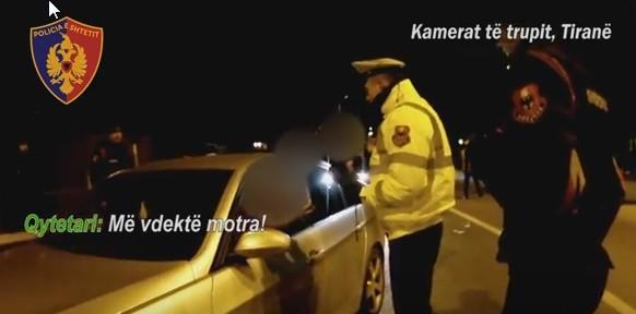 Arrestohet shoferi