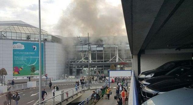 BRUKSELI NËN TERROR. Sulme në aeroport dhe metro, 34 të vdekur