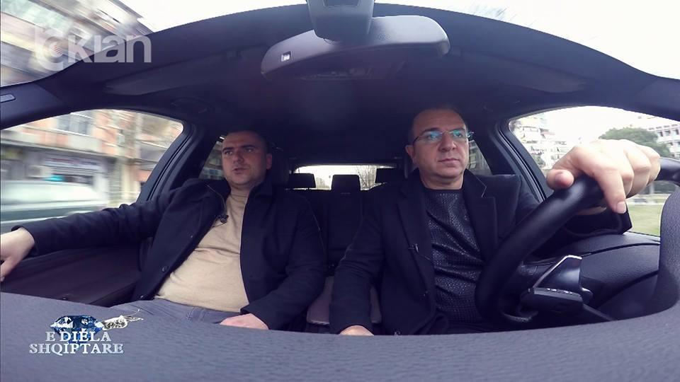 Saimir Tahiri gjobit LIVE Ardit Gjebrean, ja pse