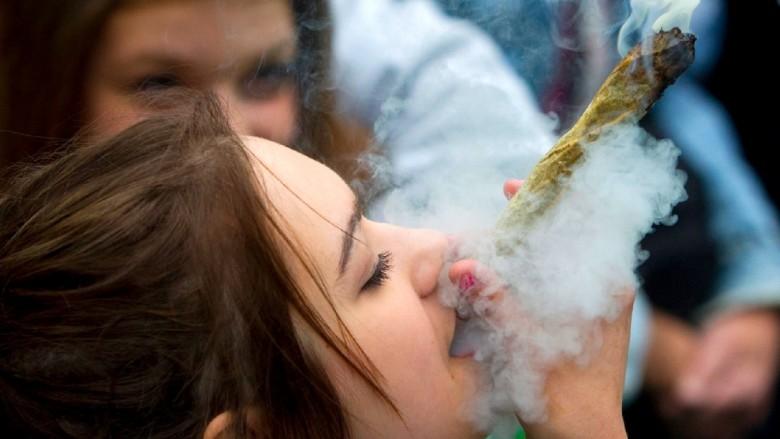 çfarë bën përdorimi i marijuanës