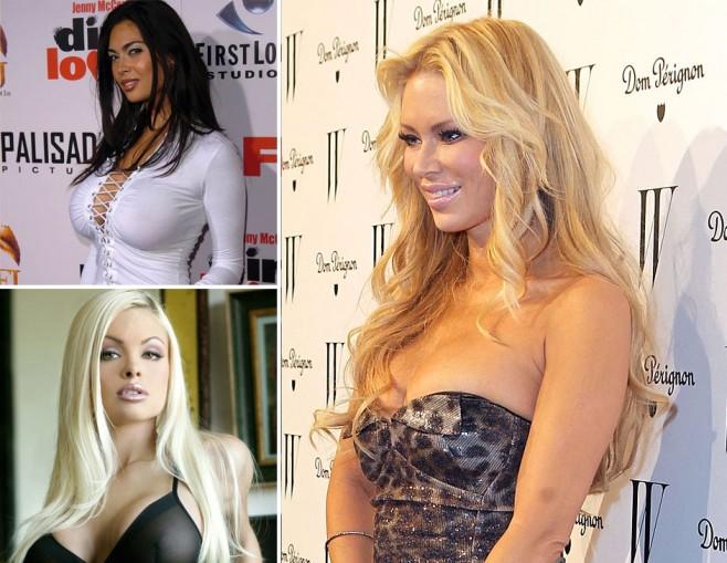 10 femrat më të pasura të pornografisë